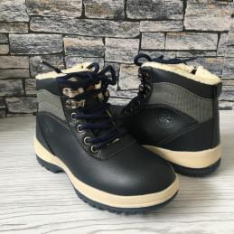 Top Shoes 5XC-6760-WB Black...